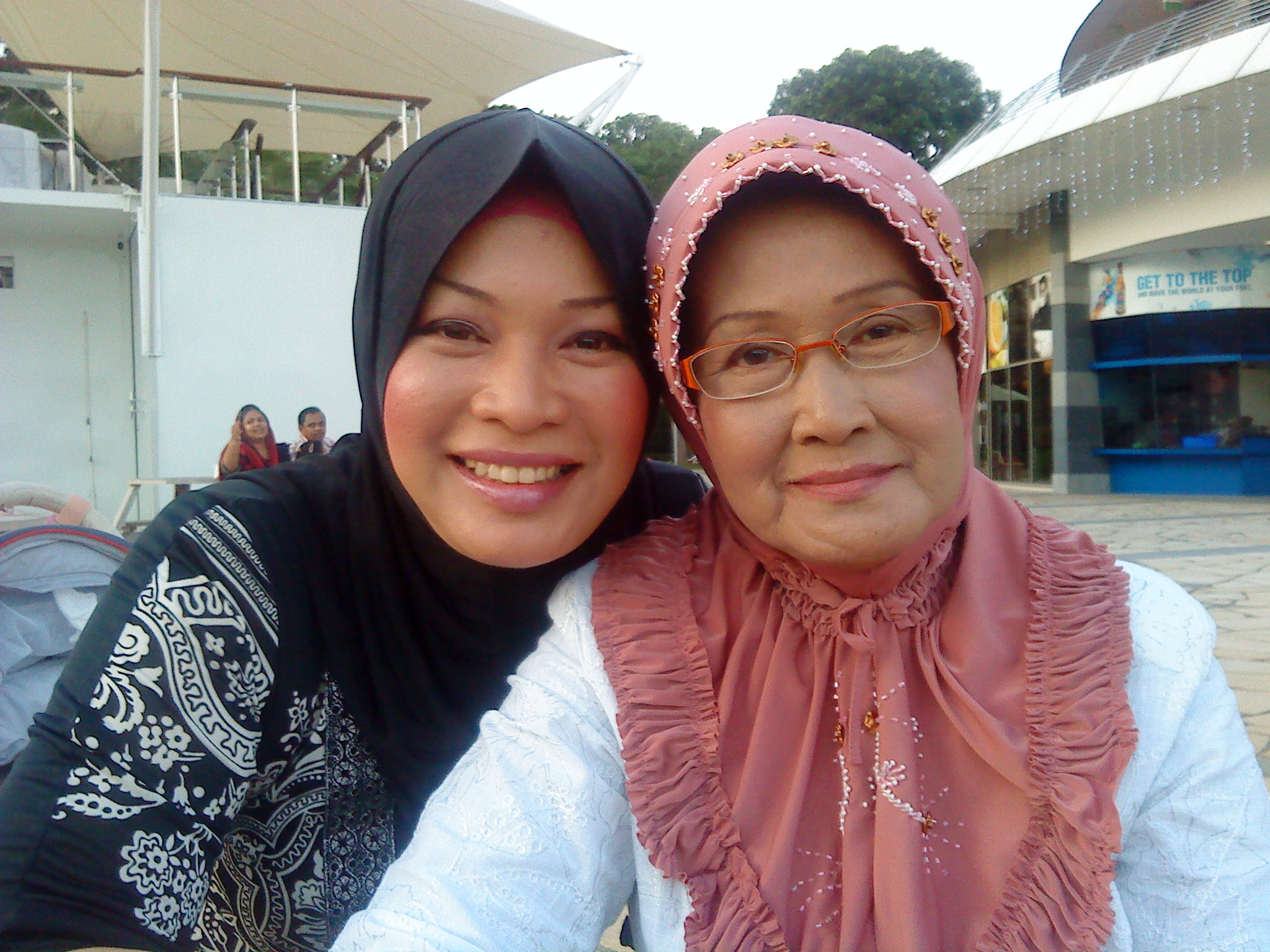 Indonesian mother