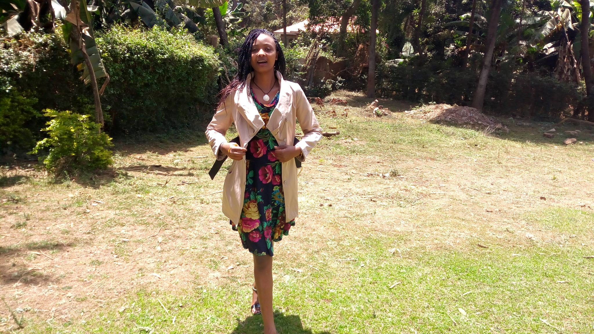 Emily, Female Kenyan Surrogate Mother From Nanyuki in Kenya