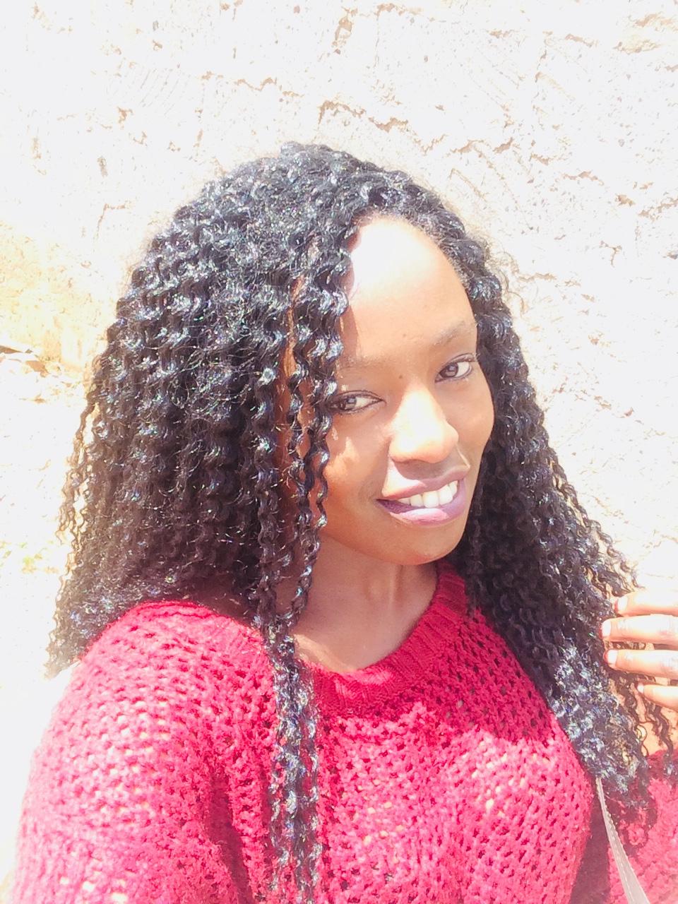 Mercy, Female Kenyan Surrogate Mother From Kiambu in Kenya